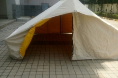 single fly Emergency Relief Tent