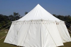 High Peak Square Medieval Tents