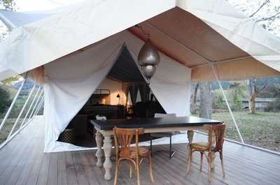 Jungle Safari Tent Luxury 3