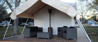 Jungle Safari Tent Luxury 4
