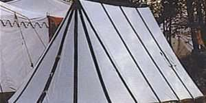 Wedge Medieval tents, medieval tents for sale , historic tents , period tents