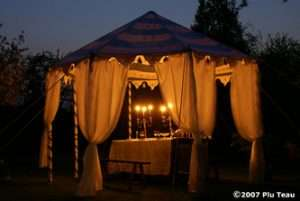 Traditional Indian Tents