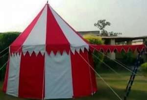 medeival-tent-round-with-canopy