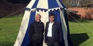 medieval tents for sale , historic tents , period tents