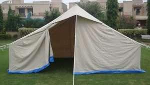 Emergency Relief tents
