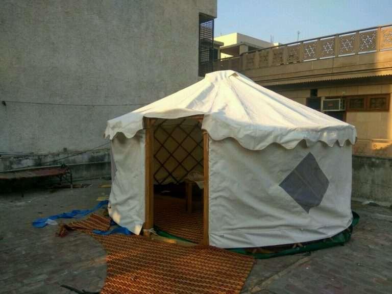 canvas yurts 1