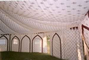 arabian nights party tent 4