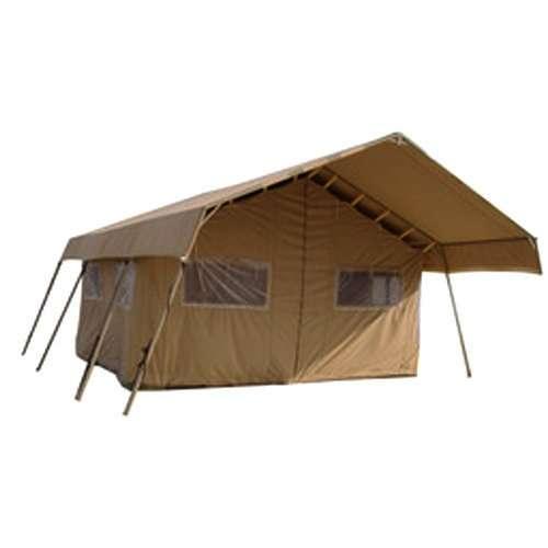 safari tent economy
