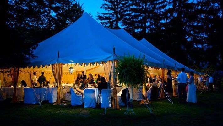 the grand maharaja tent