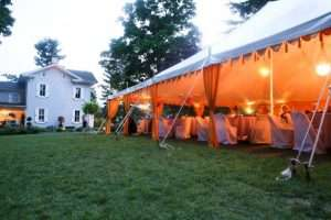 The Royal Grand Maharaja tent